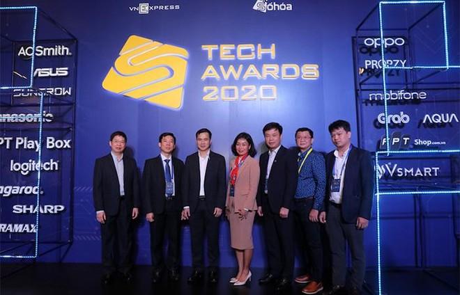 """VinSmart """"khoe"""" nhiều sản phẩm công nghệ mới tại Tech Awards 2020 ảnh 6"""