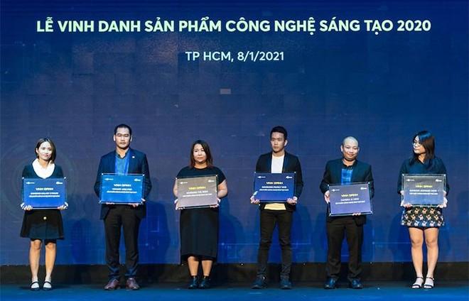 VSmart – thương hiệu điện thoại Việt xuất sắc nhất Tech Awards 2020 ảnh 1