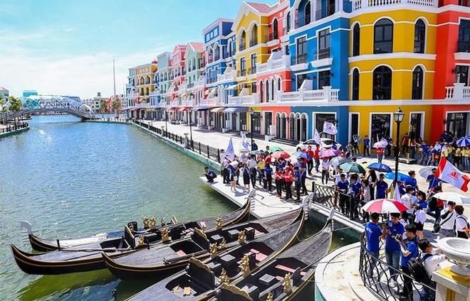 """Phú Quốc đón """"bão"""" đầu tư khi chính thức trở thành thành phố biển đảo đầu tiên tại Việt Nam ảnh 1"""