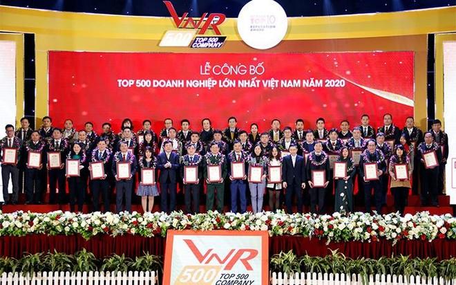 Tập đoàn Đất Xanh tiếp tục được vinh danh Top 10 doanh nghiệp BĐS tư nhân lớn nhất Việt Nam năm 2020 ảnh 1