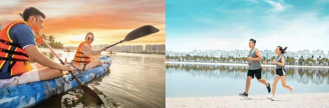 """Trải nghiệm mùa đông đầu tiên tại """"Thành phố biển hồ"""" giữa lòng Hà Nội ảnh 2"""