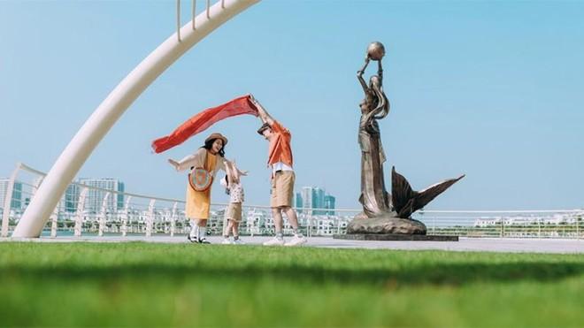 Giao thông đồng bộ - chìa khoá đưa Vinhomes Ocean Park thành đô thị hạt nhân Hà Nội ảnh 3