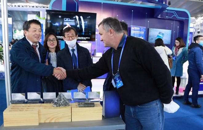 Dấu ấn của Masan High-Tech Materials tại Triển lãm quốc tế Đổi mới sáng tạo Việt Nam 2021 ảnh 3