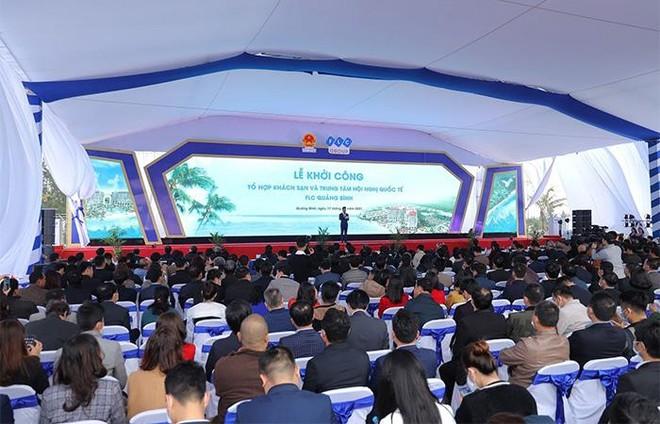 FLC Quảng Bình khởi công giai đoạn 2 với Tổ hợp khách sạn và Trung tâm Hội nghị quốc tế ảnh 2
