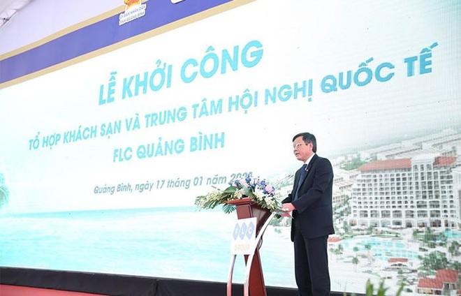 FLC Quảng Bình khởi công giai đoạn 2 với Tổ hợp khách sạn và Trung tâm Hội nghị quốc tế ảnh 4