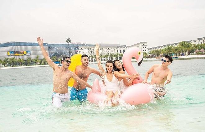 """Trải nghiệm cuộc sống cực """"chill"""" dành cho giới trẻ tại Vinhomes Ocean Park ảnh 2"""
