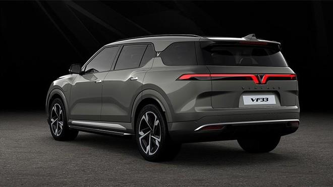 VinFast ra mắt 3 dòng ô tô điện tự lái – khẳng định tầm nhìn trở thành hãng xe điện thông minh toàn cầu ảnh 5