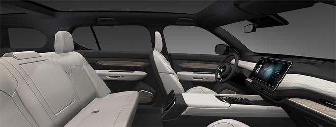 VinFast ra mắt 3 dòng ô tô điện tự lái – khẳng định tầm nhìn trở thành hãng xe điện thông minh toàn cầu ảnh 8