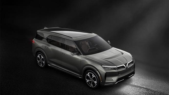 VinFast ra mắt 3 dòng ô tô điện tự lái – khẳng định tầm nhìn trở thành hãng xe điện thông minh toàn cầu ảnh 9