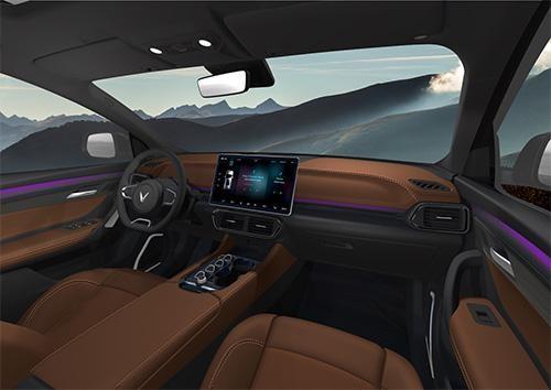 VinFast ra mắt 3 dòng ô tô điện tự lái – khẳng định tầm nhìn trở thành hãng xe điện thông minh toàn cầu ảnh 7