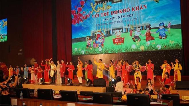 Tân Hiệp Phát chung tay mang Xuân yêu thương đến hàng ngàn trẻ em khó khăn tỉnh Bình Dương ảnh 2