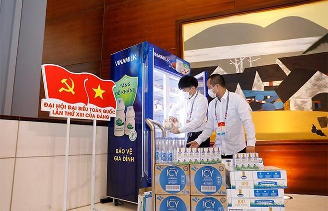 Các sản phẩm dinh dưỡng Vinamilk được sử dụng để phục vụ những sự kiện lớn của quốc gia ảnh 3