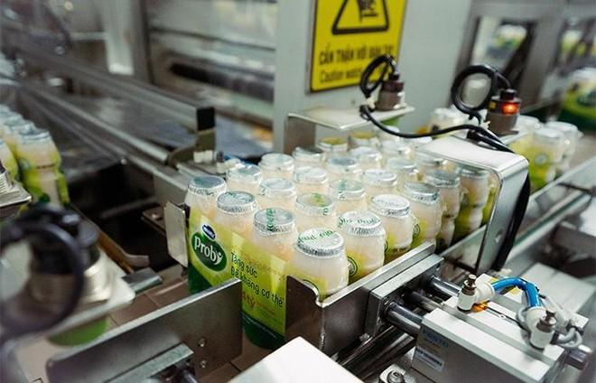 Các sản phẩm dinh dưỡng Vinamilk được sử dụng để phục vụ những sự kiện lớn của quốc gia ảnh 4