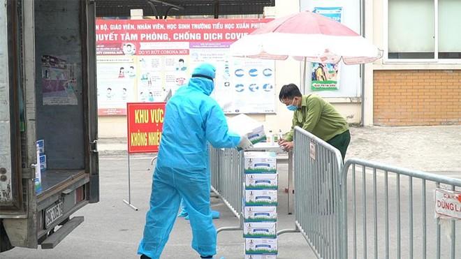 Vinamilk hỗ trợ 45.000 hộp sữa cho hơn 800 trẻ em đang cách ly tại Hà Nội, Hải Dương và Hải Phòng ảnh 1