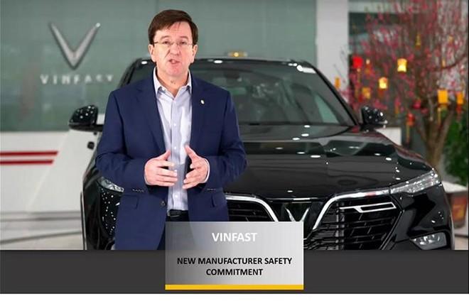 """VinFast đoạt giải """"Hãng xe có cam kết cao về an toàn"""" ASEAN CAP ảnh 5"""
