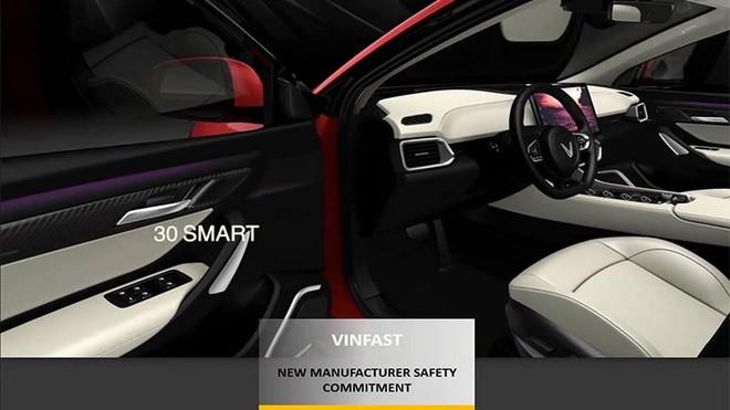 """VinFast đoạt giải """"Hãng xe có cam kết cao về an toàn"""" ASEAN CAP ảnh 3"""