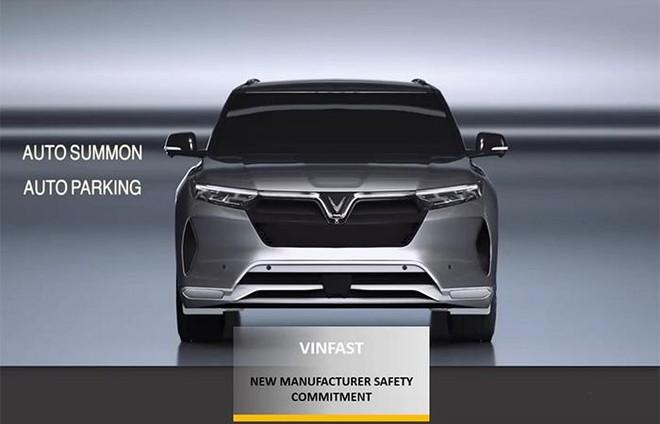 """VinFast đoạt giải """"Hãng xe có cam kết cao về an toàn"""" ASEAN CAP ảnh 4"""