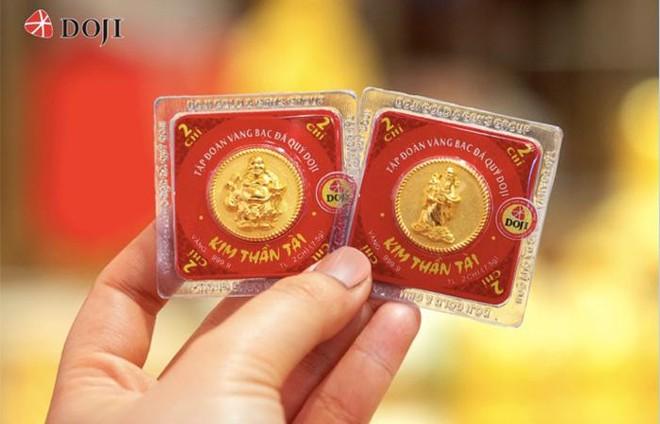 DOJI tung hàng trăm ngàn sản phẩm vàng độc đáo dịp Thần Tài ảnh 5