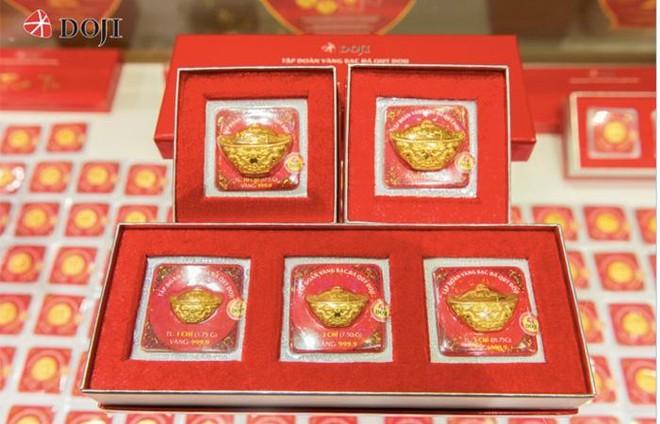 DOJI tung hàng trăm ngàn sản phẩm vàng độc đáo dịp Thần Tài ảnh 4
