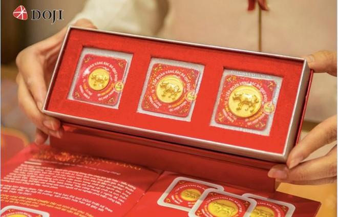 DOJI tung hàng trăm ngàn sản phẩm vàng độc đáo dịp Thần Tài ảnh 3