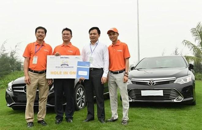 Loạt giải thưởng HIO bạc tỷ tại sân FLC Golf links Sam Son ảnh 2