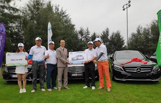 Loạt giải thưởng HIO bạc tỷ tại sân FLC Golf links Sam Son ảnh 3