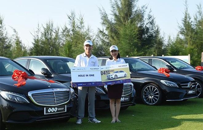 Loạt giải thưởng HIO bạc tỷ tại sân FLC Golf links Sam Son ảnh 4