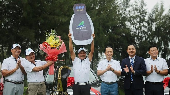 Loạt giải thưởng HIO bạc tỷ tại sân FLC Golf links Sam Son ảnh 5