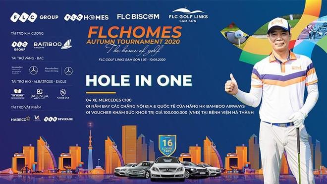 Loạt giải thưởng HIO bạc tỷ tại sân FLC Golf links Sam Son ảnh 6