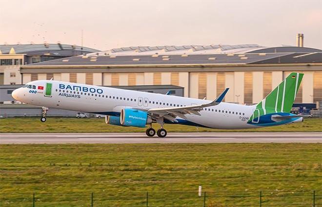 Bamboo Airways bay đúng giờ nhất toàn ngành, duy trì ổn định nhất số chuyến bay giai đoạn Tết ảnh 1