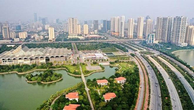 Thị trường căn hộ Tây Hà Nội đầu năm 2021: Sôi động phân khúc cao cấp ảnh 1