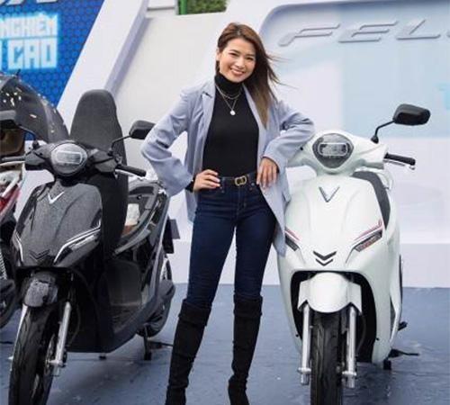 Feliz và Theon – bộ đôi xe máy điện đáng mua nhất năm ảnh 3