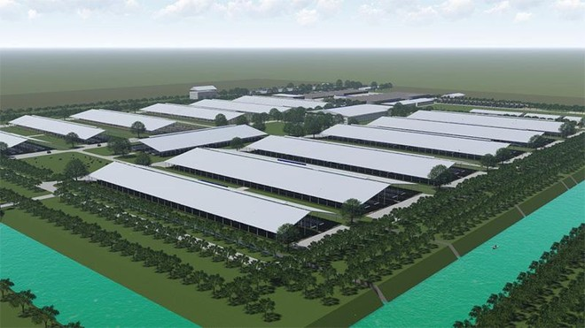 TH true MILK áp dụng công nghệ hàng đầu thế giới tại dự án sữa lớn nhất Đồng bằng sông Cửu Long ảnh 3