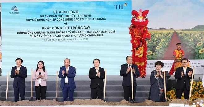 TH true MILK áp dụng công nghệ hàng đầu thế giới tại dự án sữa lớn nhất Đồng bằng sông Cửu Long ảnh 1