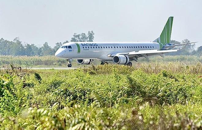 Bamboo Airways tái khai thác đường bay đến Vân Đồn, mở mới đường bay Cần Thơ - Hải Phòng/Đà Nẵng/Quy Nhơn ảnh 2