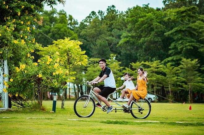 Kỳ nghỉ yêu thương tri ân phái đẹp nơi thiên đường xanh Đại Lải ảnh 3