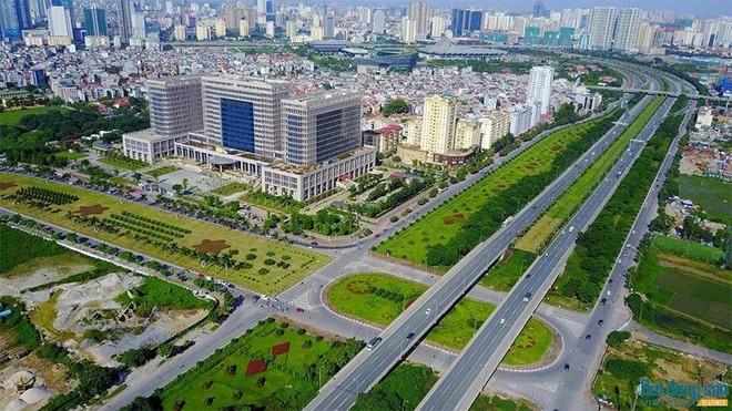 Ngoài hạ tầng, đâu là yếu tố gia tăng sức hấp dẫn của địa ốc Tây Hà Nội năm 2021? ảnh 1