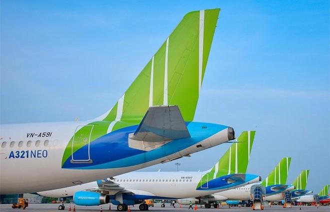 Bamboo Airways vươn lên mạnh mẽ về số đường bay nội địa ảnh 2