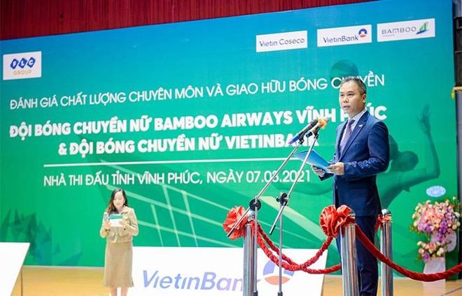 Đội bóng chuyền nữ Bamboo Airways Vĩnh Phúc gây ấn tượng mạnh trong trận ra mắt ảnh 2