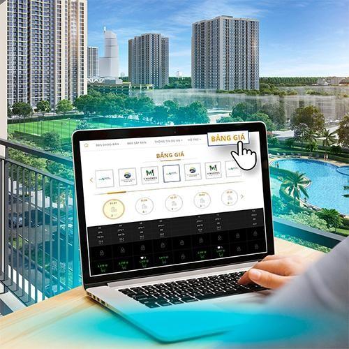 """Mới đầu năm 2021, Vinhomes đã tạo """"sóng"""" thị trường bất động sản? ảnh 1"""