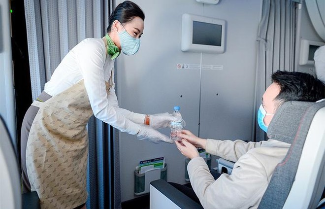 Bamboo Airways đạt mức tuyệt đối 7/7 sao về phòng chống Covid-19 do AirlineRatings đánh giá ảnh 2