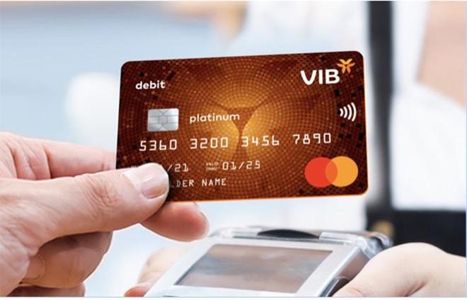 Hai bước sở hữu thẻ thanh toán quốc tế trong 5 phút ảnh 1
