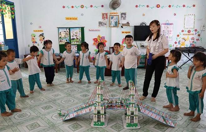 """4 năm triển khai, Sữa học đường tỉnh Bến Tre """"được lòng"""" cả thầy, trò, phụ huynh ảnh 3"""