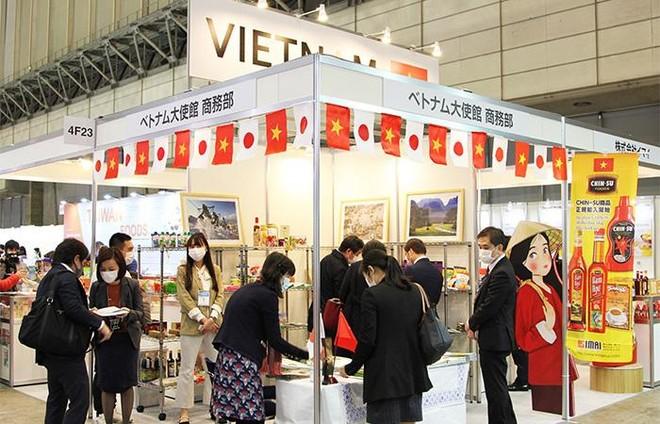Tương ớt Chin-Su nổi bật tại triển lãm thực phẩm và đồ uống quốc tế Nhật Bản ảnh 2