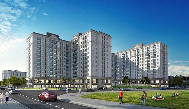 """Một dự án đô thị của FLC tại Nam Từ Liêm """"cháy hàng"""" căn hộ chung cư cao cấp 52m2 ảnh 1"""