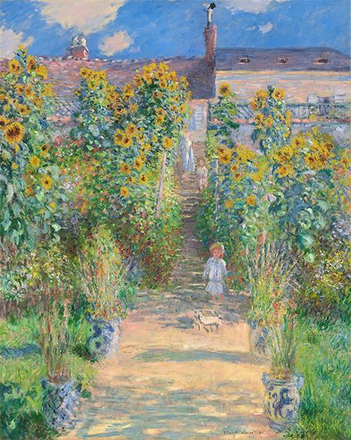 """""""Lặng yên rực rỡ"""" – Triển lãm số về Claude Monet và Pierre Bonnard ảnh 1"""