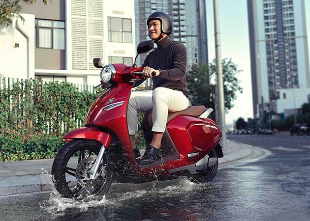 VinFast Klara S – mẫu xe máy điện chinh phục mọi góc nhìn ảnh 11