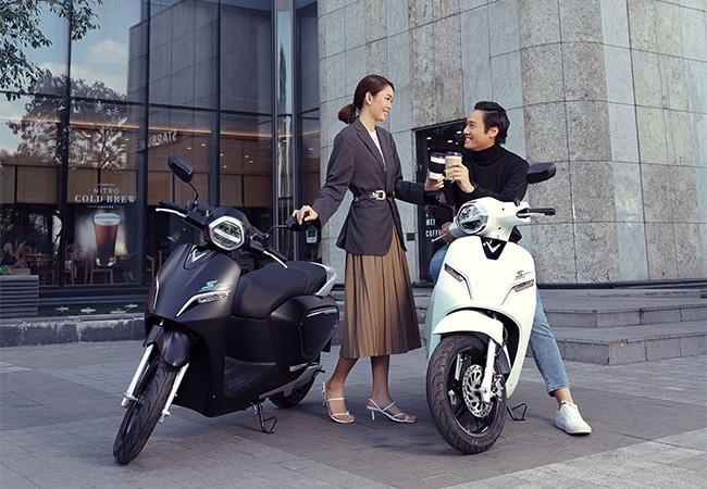 VinFast Klara S – mẫu xe máy điện chinh phục mọi góc nhìn ảnh 3