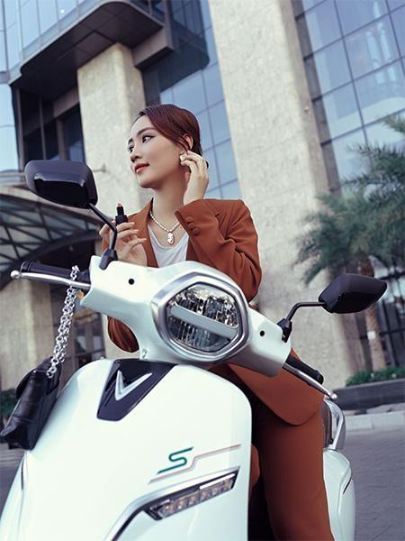 VinFast Klara S – mẫu xe máy điện chinh phục mọi góc nhìn ảnh 4
