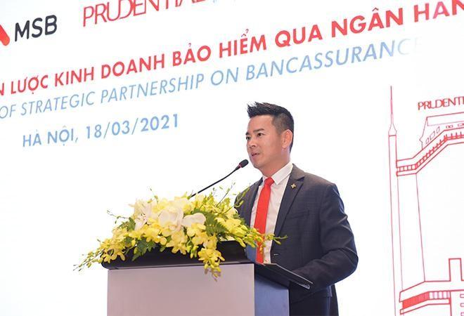 Prudential Việt Nam và Ngân hàng MSB ký kết hợp tác 15 năm trên phạm vi toàn quốc ảnh 3